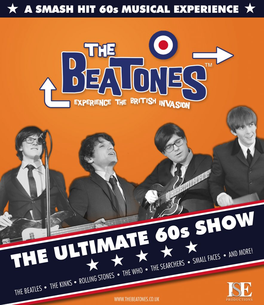 The Beatones Experience The British Invasion 60s Tribute Band